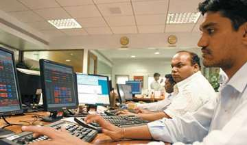 mutual funds withdraw rs 2 100 cr from stocks in...