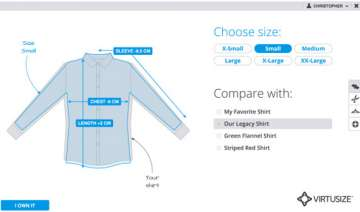 new app helps online shoppers check if clothes...