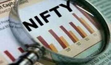 nifty retreats from new peak on profit booking...