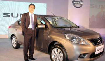 nissan launches diesel sunny - India TV