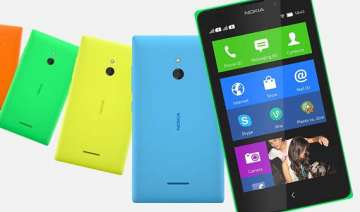 nokia x and xl will be launched in second quarter...