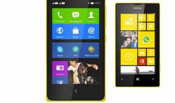 nokia x vs lumia 520 a comparison - India TV