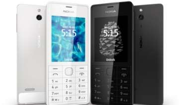 nokia launches the 515 a feature phone with...