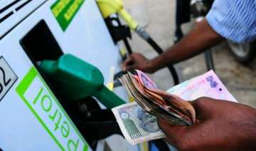petrol price cut by 75 paise a litre diesel hike...