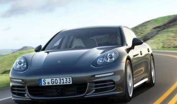 porsche launches new panamera at rs 1.19cr -...