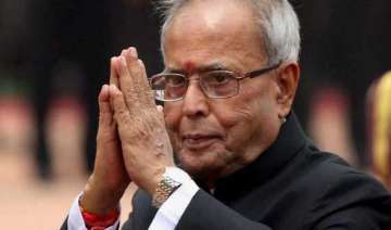 pranab mukherjee spells out modi govt s roadmap...