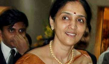 ramakrishna to be in select league of women ceos...