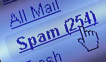 researchers propose new way of blocking spam...