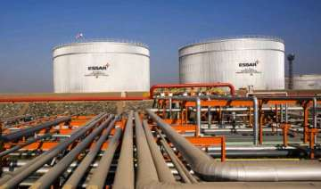 ruias to de list essar oil from indian bourses -...