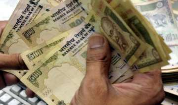 rupee bounces back 21 paise - India TV