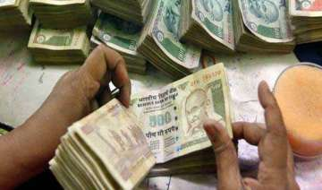 rupee depreciates further by 28 paise to 61.83...