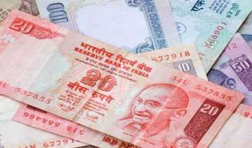 rupee logs biggest drop in 2 weeks ends 29 paise...