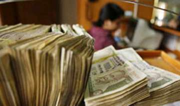 rupee logs first drop in four days to end at...