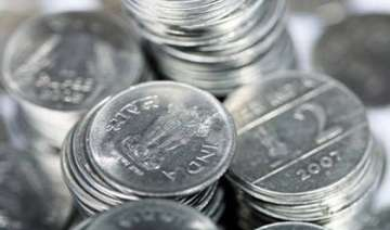 rupee up 32 paise against dollar in early trade -...