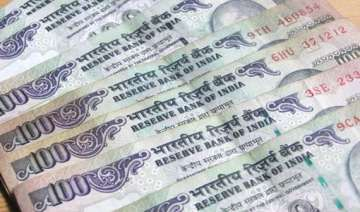 rupee down 30 paise at 51.71/72 against dollar -...