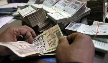 re down 20 paise vs dollar - India TV