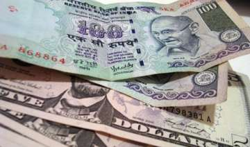 rupee gains 5 paise vs dollar in early trade -...