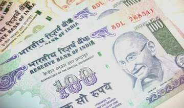rupee down by 22 paise on fresh dollar demand -...