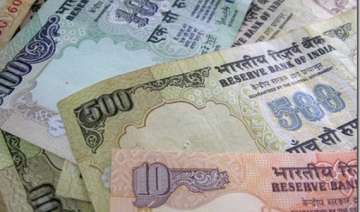 rupee falls sharply by 48 paise against dollar -...