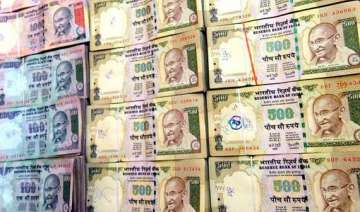 rupee extends loss for 3rd day down by 4 paise vs...
