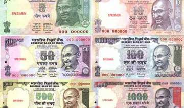 rupee rises to 6 week high of 51.61 vs dollar up...