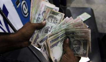 rupee up 11 paise vs dollar in early trade -...