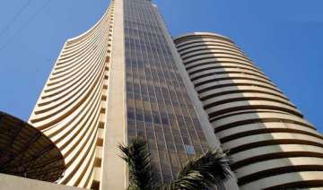 sensex hits 2 month low down 233 points - India TV