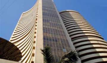 sensex rises on selective buying - India TV