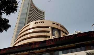 sensex up 201 points in early trade - India TV