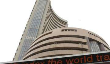 sensex falls 111 pts on profit booking ahead of...
