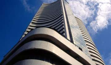 sensex sheds 97 points as ril tcs lose ground -...