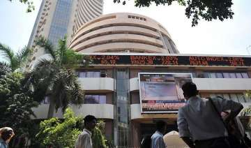 sensex tumbles 238 pts on weak growth outlook by...