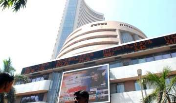sensex opens new year with 63 pts gain in thin...