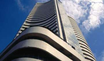 sensex ends with moderate loss of 11 points -...