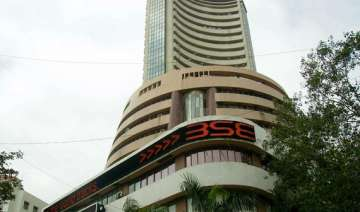 sensex snaps 3 day gaining streak down 60 pts on...