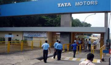 tata motors to halt production for three days in...