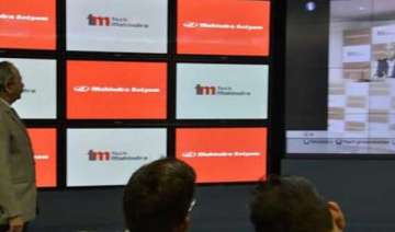 tech mahindra profit rises over 46 in sept...