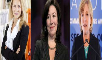 fifteen highest paid female chief executives -...