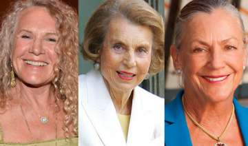 the world s richest women for 2014 - India TV