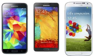 top 10 samsung smartphones for march 2014 - India...