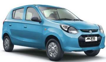 top 10 best selling small cars in india - India TV