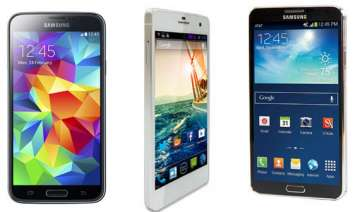 top 10 smartphones in india with 13mp plus camera...