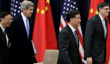 us to ask china to restart cyber security working...