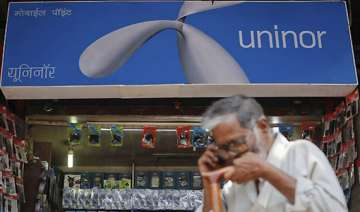 uninor says it is optimistic about solution to 2g...