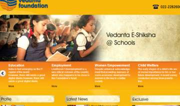 vedanta foundation enters odisha education sector...