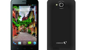 videocon a55hd android smartphone launched in...