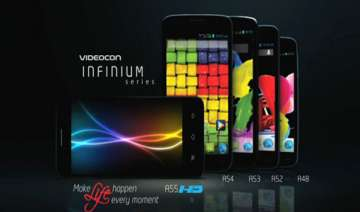 videocon mobiles launches eight 3g smartphones -...