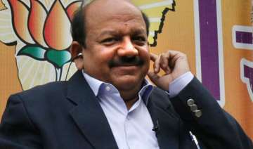 will have commission on food prices harsh vardhan...