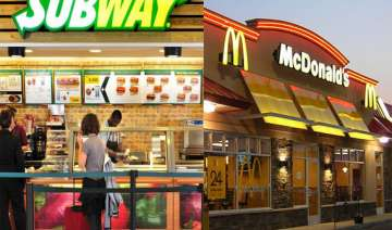 world s 10 biggest fast food chains - India TV