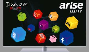 world s first led tv for android tm with...